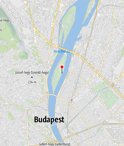 Map / Margitszigeti Kisállatkert