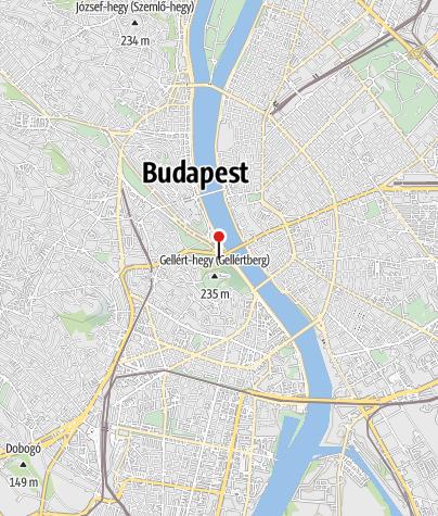 Map / Szent Gellért-szobor