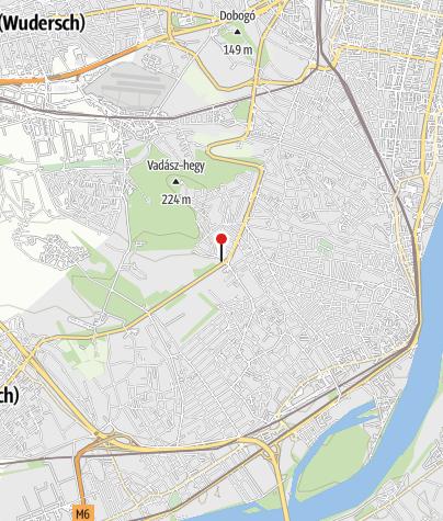 Térkép / Memento Park (Szoborpark Múzeum)