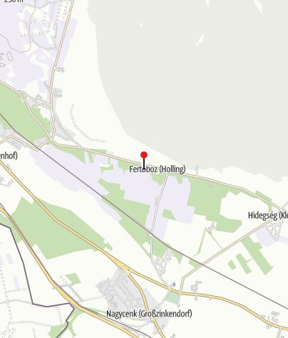 Map / Gloriette-kilátó (Fertőboz)