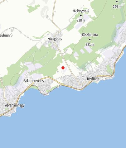 Map / Ecséri templomrom