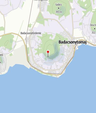 Map / Ranolder-kereszt
