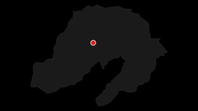 Karte / Enduro: Arosa - Hörnli - Molinis