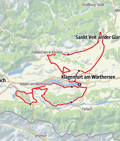 Karte / Ironman - 2019