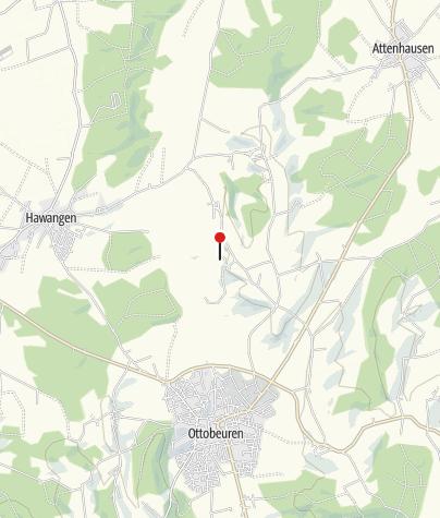 Karte / Erich-Schickling-Stiftung und Hauskapelle