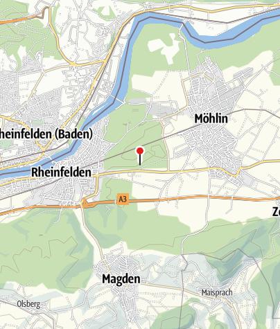 Karte / Grillplatz Oberi Rüchi