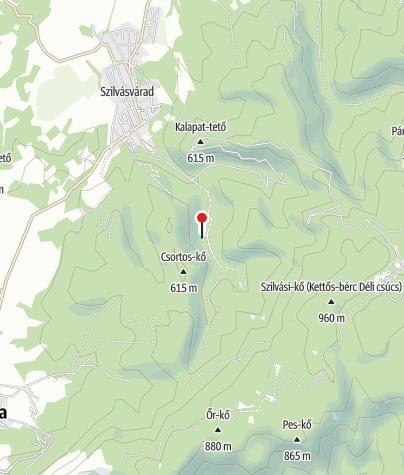 Térkép / Fátyol Vendégház