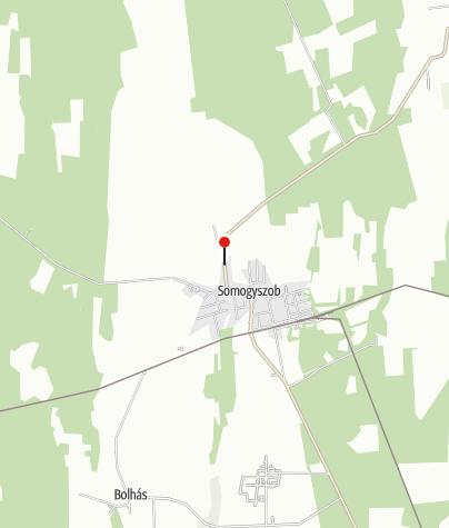 Térkép / Erdészeti Erdei Iskola (Somogyszob)