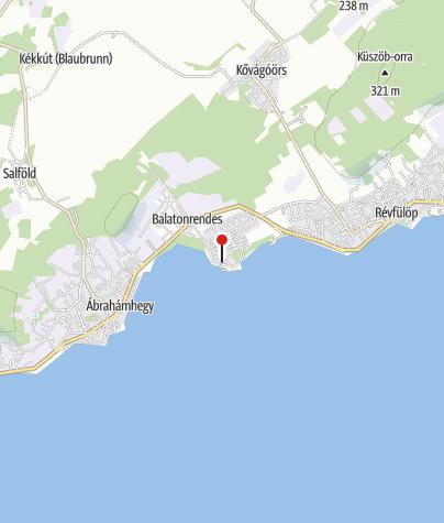 Map / Pálkövei Ifjúsági Tábor és Erdei Iskola