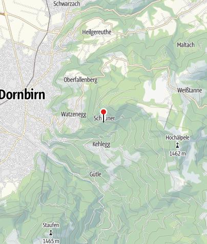 Karte / Schwendealpe