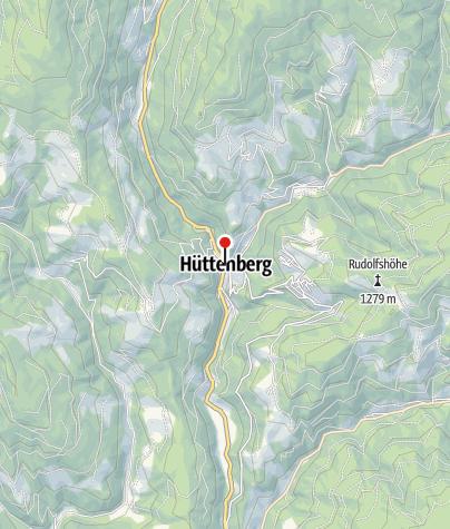 Karte / Hüttenberg, Gasthaus zur Post