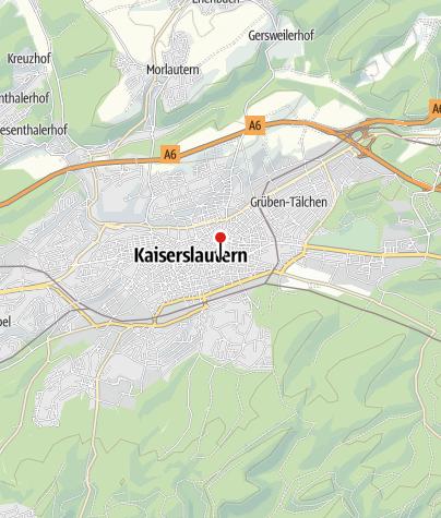 Map / herr jacobs stadthotel und bistro