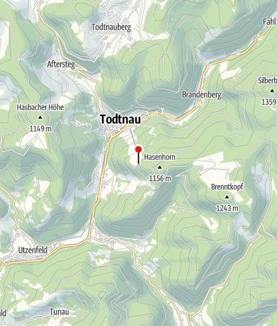 Karte / Berggasthaus Hasenhorn