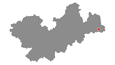 Karte / Rundgang um Geising