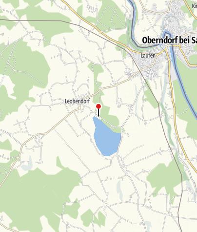 Karte / Campingplatz und Strandbad Abtsee