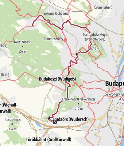 Map / Szép kilátás: Az alig ismert budai sárga