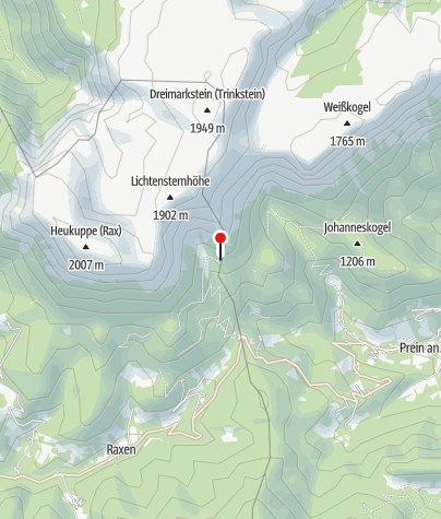 Karte / Waxriegelhaus