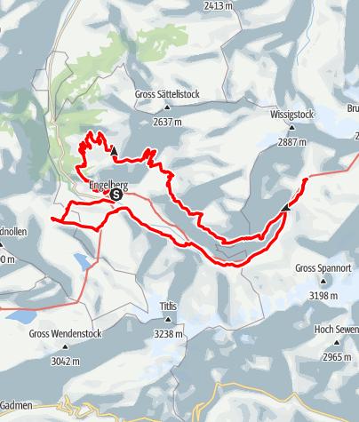 Kaart / Alpkäse-Trail