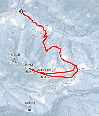 Map / Kühkranz