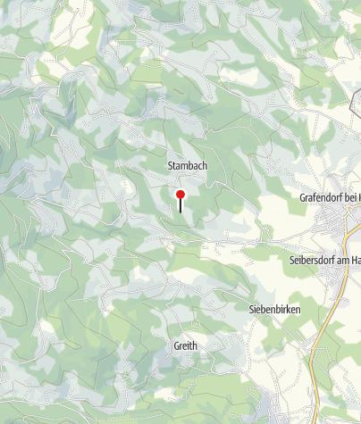 Karte / Ferienwohnung am Bauernhof Gruber