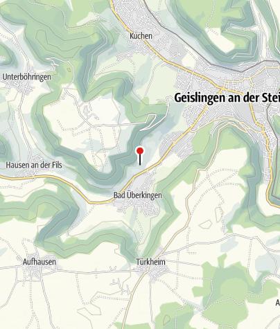 Karte / Schillertempel
