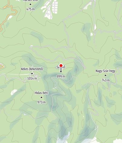 Map / Sas-kő