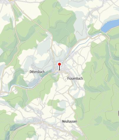 Karte / Neuhausener Maiwanderung mit Maibaumsetzen