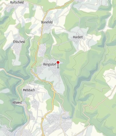 Map / Hotel Waldterrasse