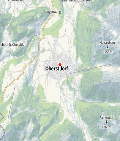 Map / Ferienwohnung Geiger