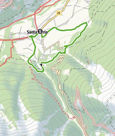 Karte / Aual Claif