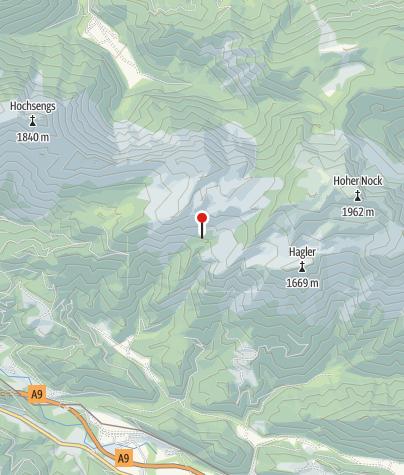 Karte / Tag der offenen Tür auf der Bärenriedlauhütte, Sengsengebirge