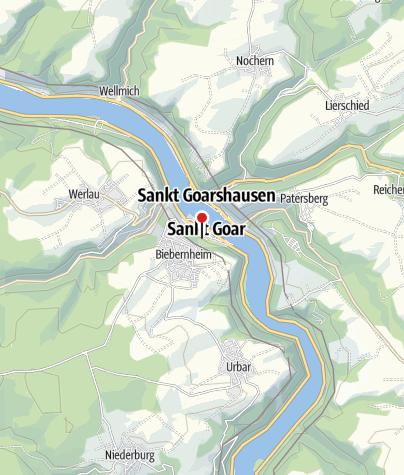Map / Gästehaus Kurz