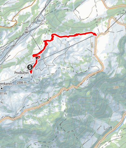 Karte / BikerTrail RedFox