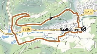 Karte / Nordic-Walking 3