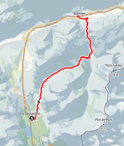 Mappa / Val Vignun - Trail Running
