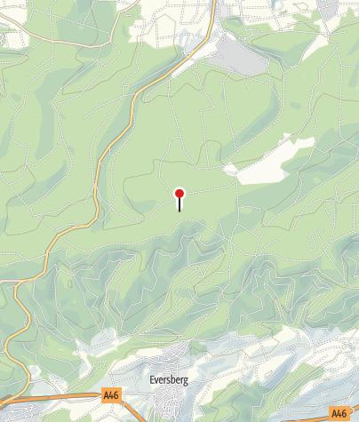 Karte / Hochmoor am Kapellenplatz