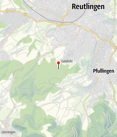 Map / Restaurant Schützenhaus Reutlingen