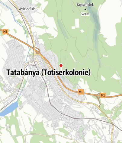 Map / Turul-emlékmű (Tatabánya)