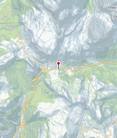Map / Rifugio Col Gallina
