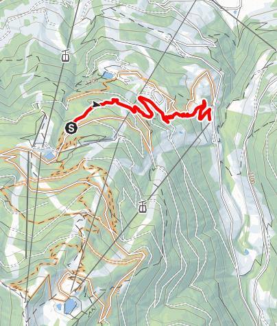 Mapa / Schnepfenwald Trail