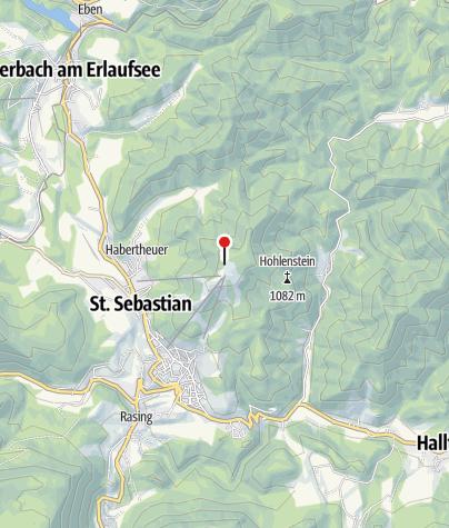Karte / Erzherzog-Johann-Warte
