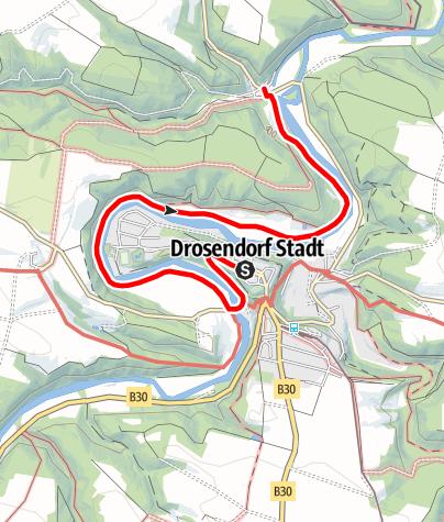 Map / Studentensteig