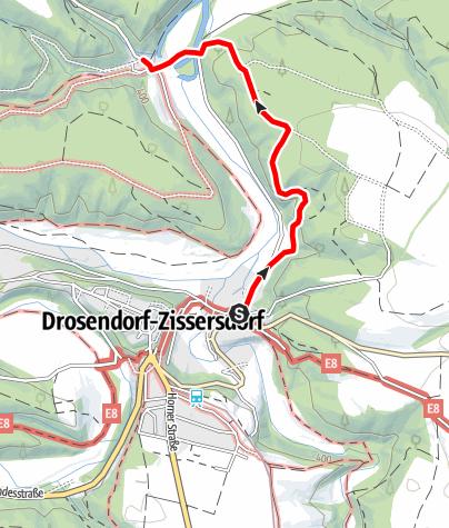 Map / Altstadt-Unterthürnau