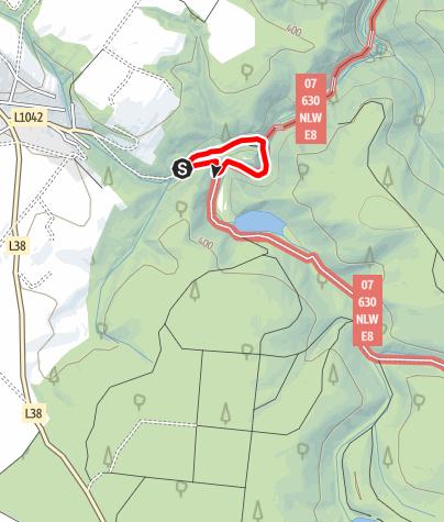 Mapa / Kajaweg