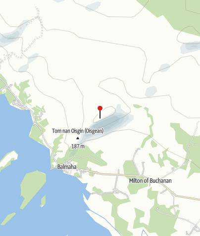 Map / Summit of Conic Hill