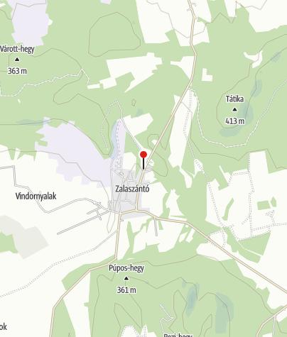 Térkép / Turul Vendéglő és Panzió