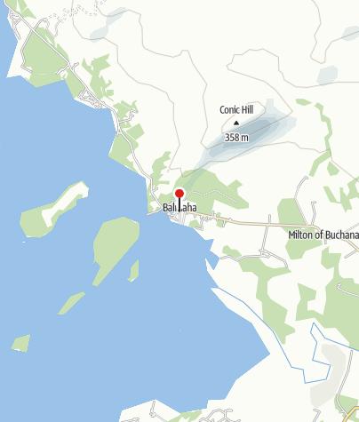 Map / St Mocha Coffee Shop & Ice Cream Parlour
