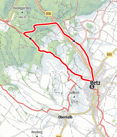 Map / Wenzelsteg