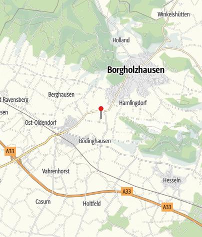 Karte / Ev. Kirche