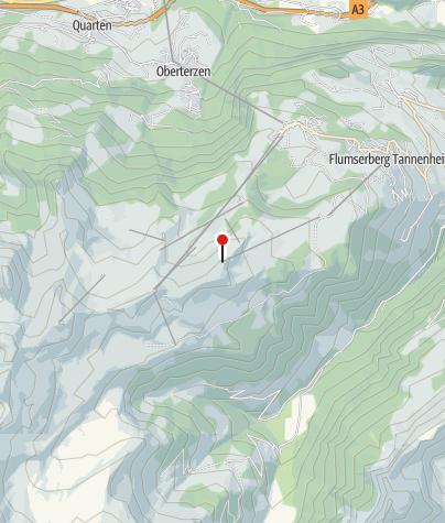 Karte / Berggasthaus Prodkamm inkl. Chnörlibar